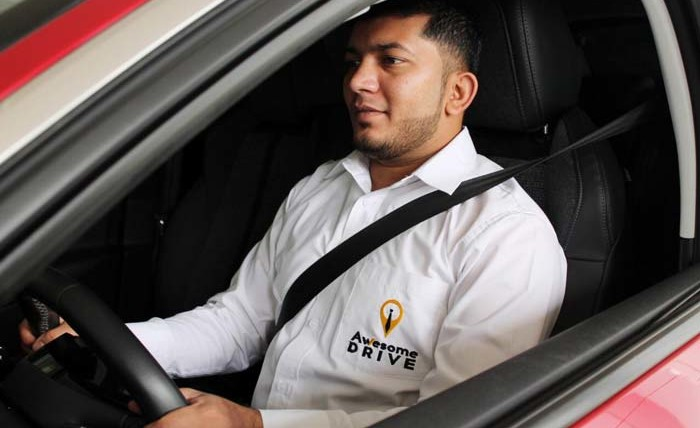 Completing one year of Private Driver Service in Dubai