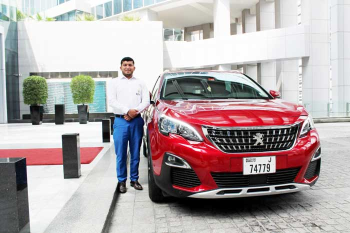 Choosing the right driver service in Dubai